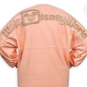 Walt Disney World Spirit Jersey - Rose Gold